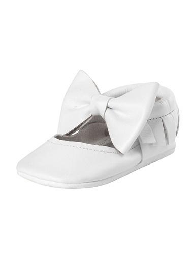 Moots Bebek Ayakkabısı Beyaz